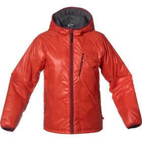 """Isbjörn Junior Frost Light Weight Jacket SunPoppy"""